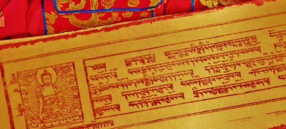 Leer online via webinars en een workshop de taal van het Tibetaans boeddhisme - Training verzorgd door Nyingma Centrum Nederland