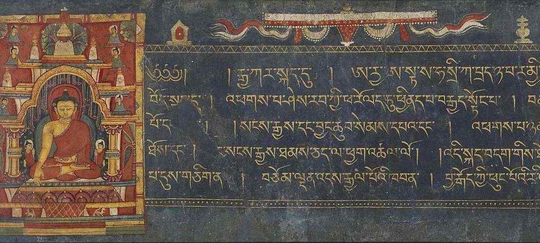 Leer de taal van het Tibetaans boeddhisme bij Nyingma Centrum Nederland
