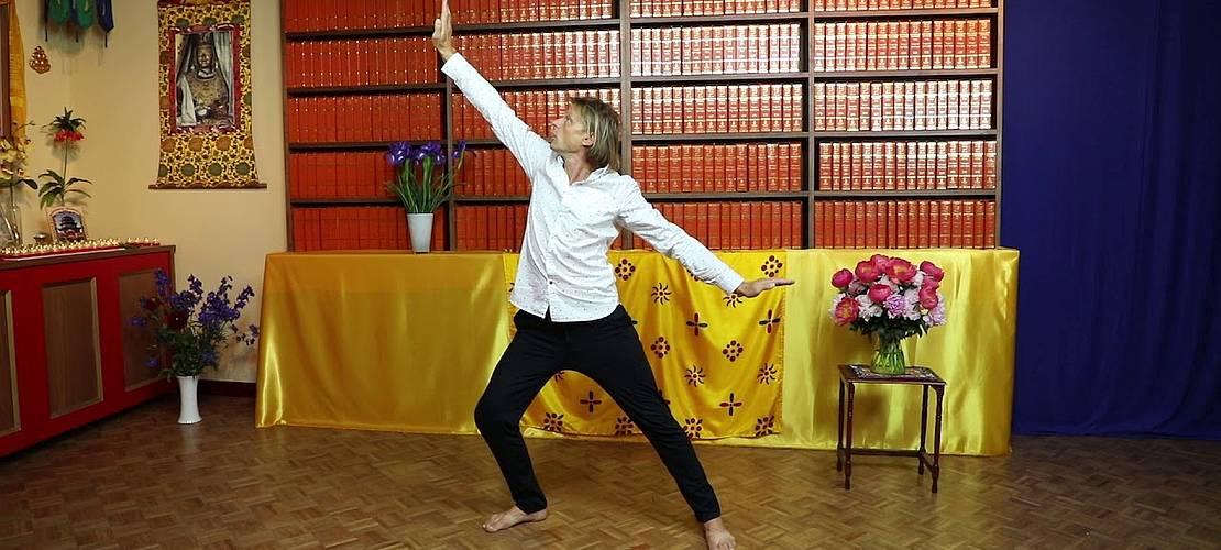 Dans mee met Kum Nye gebaren op het ritme van de tijd - Volg de cursus bij Nyingma Centrum Nederland