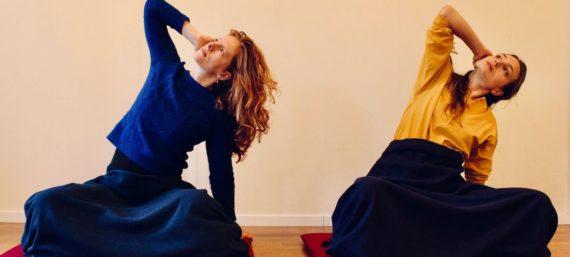 Maak kennis met Kum Nye Tibetaanse Yoga - Lichaam en geest ontspannen - Voor jong en oud - Bij Nyingma Centrum Nederland