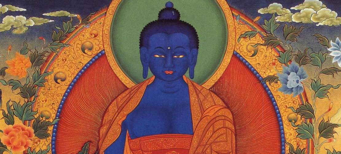 Laat onzuiverheden en negativiteit los in deze Medicijnboeddha workshop bij Nyingma Centrum Nederland